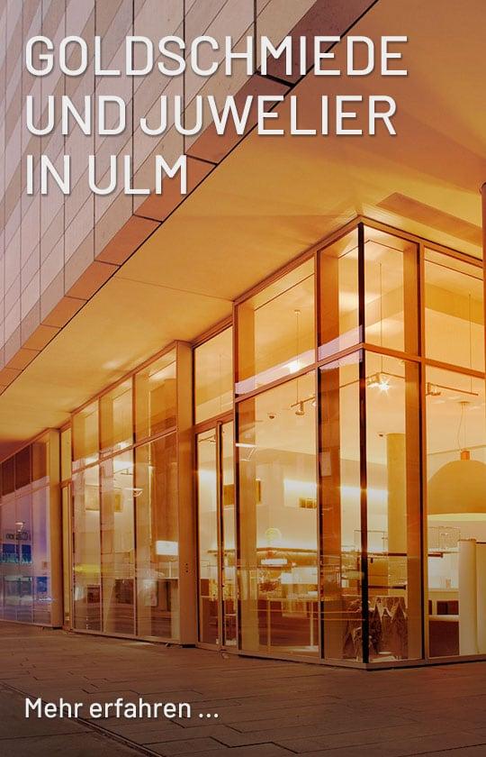 Juwelier Ulm | TU EGO | Goldschmiede und Juwelier